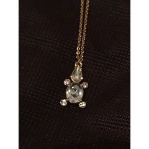 NWT Kate Spade Turtle Necklace
